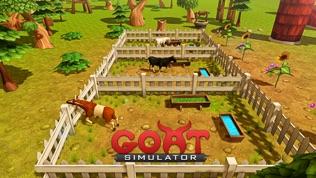 山羊模拟器3D软件截图0