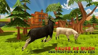山羊模拟器3D软件截图2