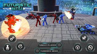 未来战斗模拟器软件截图0