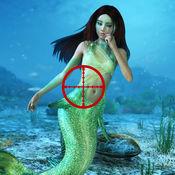 美人鱼 女王 打猎