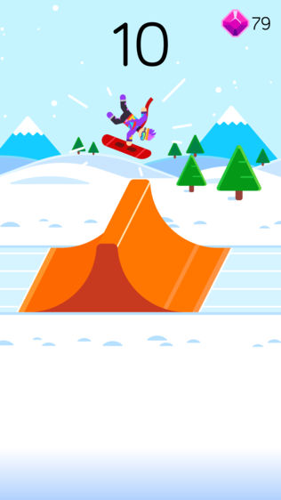 Ketchapp冬运软件截图1