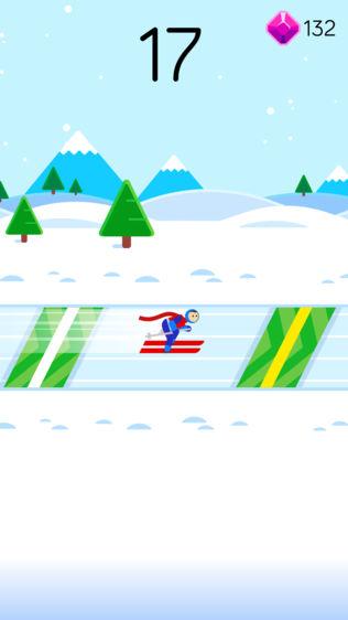 Ketchapp冬运软件截图2
