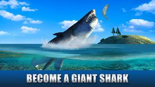 巨齿鲨模拟器3D软件截图0