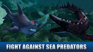 巨齿鲨模拟器3D软件截图2