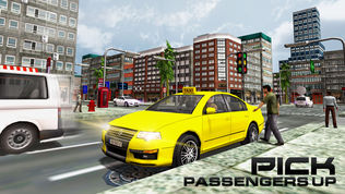 市出租车司机模拟器软件截图0