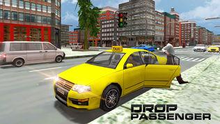 市出租车司机模拟器软件截图2