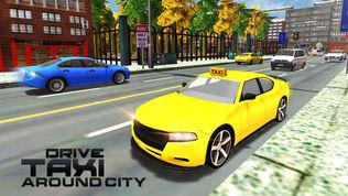 市出租车司机模拟器软件截图1