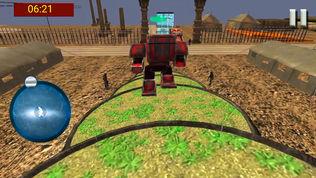 多层机器人运输器