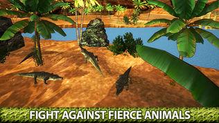 愤怒的鳄鱼3D模拟器软件截图1