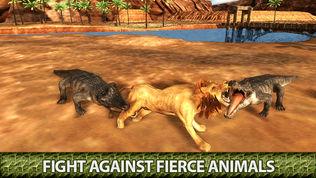 愤怒的鳄鱼3D模拟器软件截图0