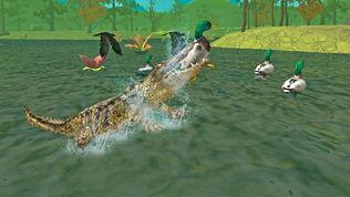 愤怒的鳄鱼模拟器软件截图0