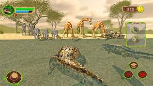 愤怒的鳄鱼模拟器软件截图2