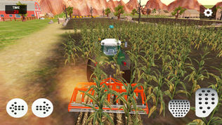 农场模拟器收获季节软件截图0