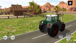 农场模拟器收获季节软件截图2