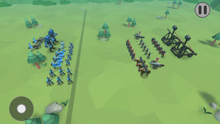 Epic Battle Simulator 2软件截图1