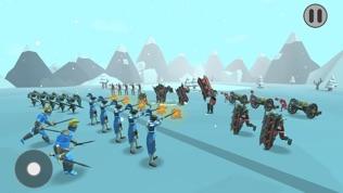 Epic Battle Simulator 2软件截图0