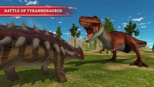 暴龙 霸王龙 模拟 器 | 恐龙 生存 游戏 3D软件截图1