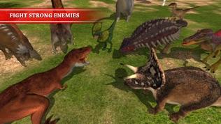 暴龙 霸王龙 模拟 器 | 恐龙 生存 游戏 3D软件截图2