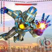 超级英雄 FPS 射手 游戏