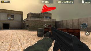 Army Destroy Robber Over Villa软件截图0