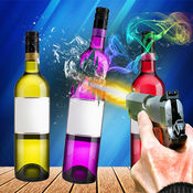 瓶子 射击 3D 游戏 免