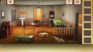 密室逃脱比赛系列1: 逃出100个神秘的房间软件截图0