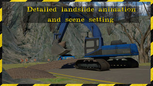 挖掘机转运救援3D simulator软件截图0