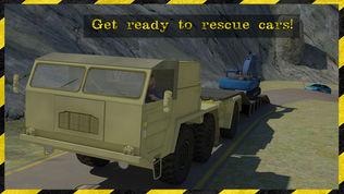 挖掘机转运救援3D simulator软件截图1