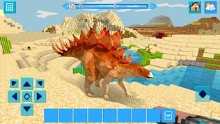 JurassicCraft Survive & Craft软件截图0
