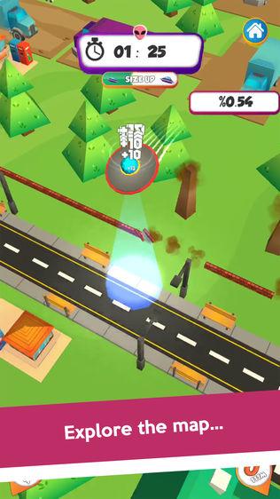 UFO.io:多人游戏软件截图2