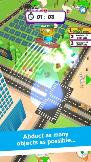 UFO.io:多人游戏软件截图0