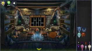 密室逃脱:逃出神秘峡谷