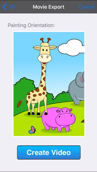 宝宝画动物软件截图2