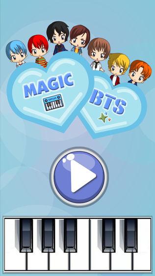 Magic Tiles for BTS软件截图0