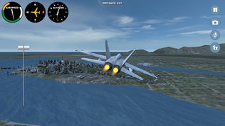 模拟飞机飞越全球软件截图2