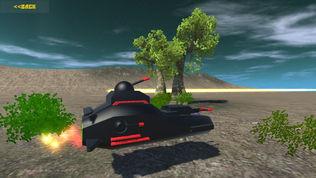 战车死亡飞车软件截图0