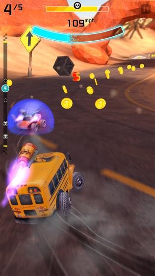 Rocket Cars软件截图2