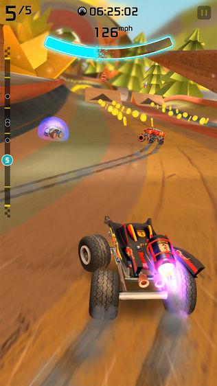 Rocket Cars软件截图1