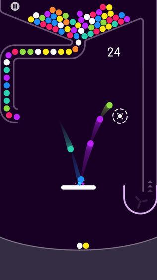 循环弹球软件截图2
