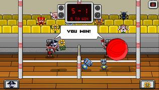 Pixel Volley软件截图2