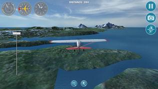 飞机飞行丛林飞行员模拟器软件截图0