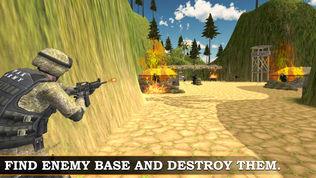 反恐怖主义军队代理&驾驶模拟游戏软件截图1