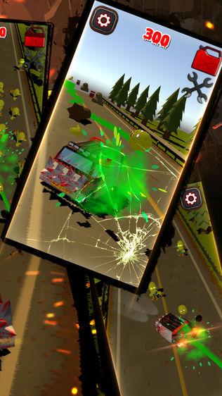 卡车战僵尸软件截图1