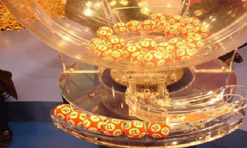双色球模拟摇奖器