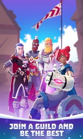 骑士爵位游戏软件截图0