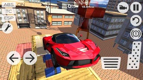 超级极限汽车模拟驾驶游戏软件截图1
