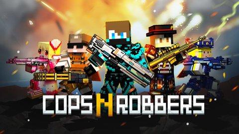 像素射击Cops N Robbers软件截图1