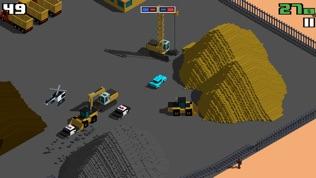 Smashy Road: Wanted软件截图1