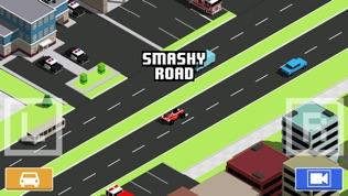 Smashy Road: Wanted软件截图0