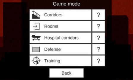 射杀僵尸防御破解版软件截图0